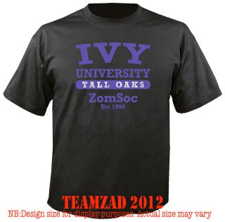 Resident Evil 6 Ivy Zombie Society PS3 Xbox XBOX360 Black ops COD T