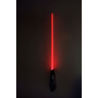 NEW Darth Vader Edition Star Wars Lightsaber Room Light Remote Toy