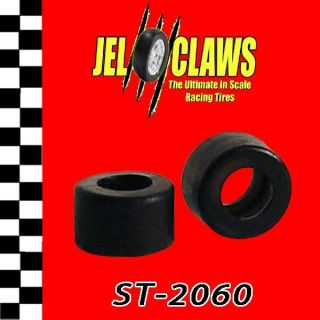 JEL CLAWS   AFX Super G+   Rear slick  1/64 HO scale slo car ires