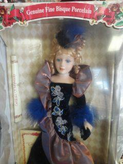 Collectors Choice ~ Dan Dee International ~ Bisque Porcelain Doll