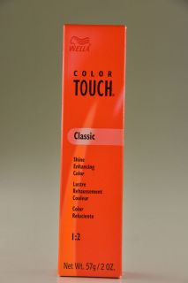 Wella Color Touch Classic Shine Enhancing Hair Color 21 Lots of