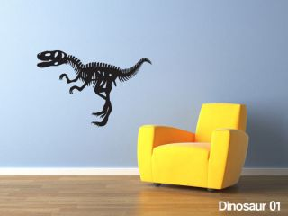 Dinosaur Wall stickers, Childrens Wall Stickers, Dinos
