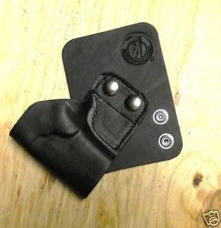 COBRA DERRINGER BIG BORE, Wallet Holster ,Rt Black(X02)