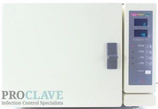 CRANE Validator 10 Sterilizer / Autoclave Medical, Dental, SALE PRICE