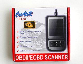 Car SCANNER DIAGNOSTIC TOOL READER OBD PC WIN7 Computer System CE