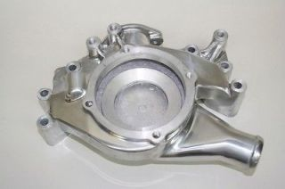 HRH Mopar 361 440 Aluminum Water Pump Housing Polished 8824