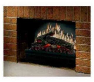dimplex electric fireplace inserts in Fireplaces