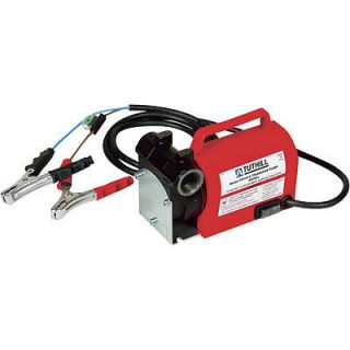 Fill Rite FR1612 Diesel Fuel Rotary Vane Transfer Pump 12 V DC 10 GPM