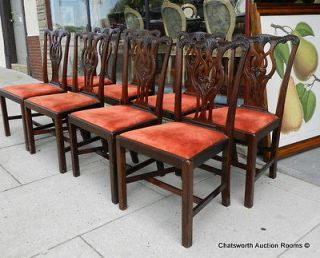 Huntley Simmons Furniture Antique Dining Room Set 1929 35