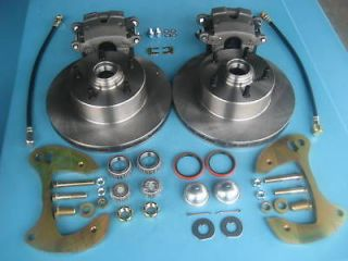 58 59 60 61 62 63 64 Impala front & rear disc conversion kit