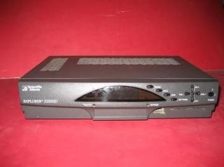 SCIENTIFIC ATLANTA EXPLORER 3250HD CABLE BOX NR CATV