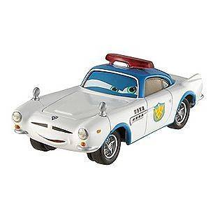 Disney/Pixar Cars 2 Movie 155 Loose Die Cast Security Guard Finn