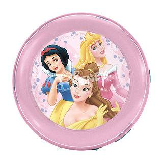 Disney Princess Crowned With Beauty DCD6006 PRN A Portable CD Player