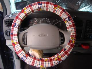 disney steering wheel cover in Steering Wheels & Horns