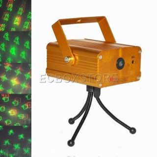 Mini Disco DJ KTV LED Laser Portable Stage Lighting Projector