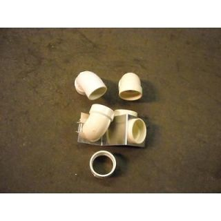YORK 1VK0307A/463 93282 VENT KIT FOR 90+ FURNACES WITH 2PCV FLUE