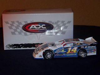 24 dirt late model in Cars Racing, NASCAR