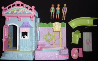 fisher price sweet streets people in Dollhouses