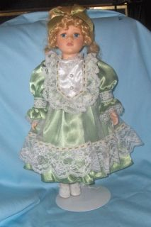 collectors choice dolls in Porcelain