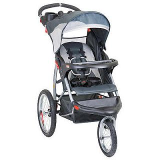 Baby Trend Expedition Swivel Double Jogger Baby Jogging Stroller
