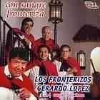 LOS FRONTERIZOS   CON SANGRE FRONTERIZA 24 SUPER EXITOS [CD NEW]