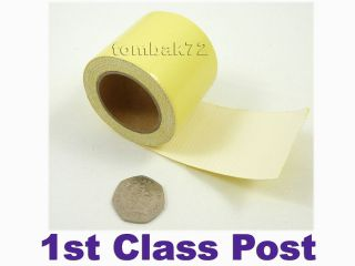 Double Sided Sticky CLOTH TAPE fix Carpet Tiles Handlebar Grips Signs