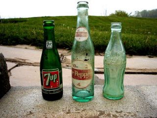 vintage coca cola bottle in Bottles & Insulators