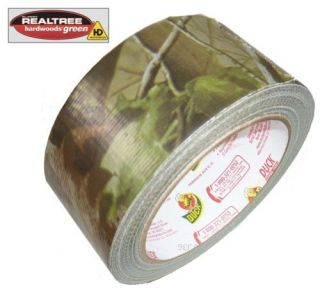 Realtree Hardwoods Camo Original Duct Duck Gun Tape