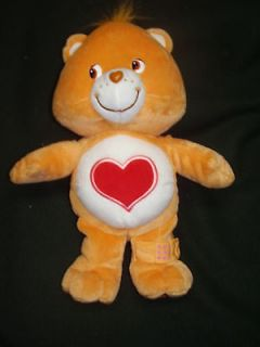 Care Bears Talking Tenderheart Bear 13 Plush Stuffed Toy