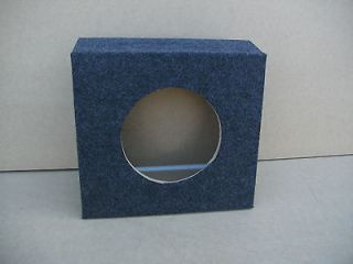 Inch Single Sealed Universal Dodge Ford Truck Subwoofer Enclosure