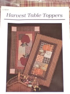 Table Topper Quilt Pattern
