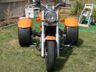 Trike Conversion Kit for Victory V92 Touring Cruiser