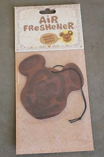 WALT DISNEY WORLD DISNEYLAND MICKEY MOUSE WAFFLE SCENT AIR FRESHENER