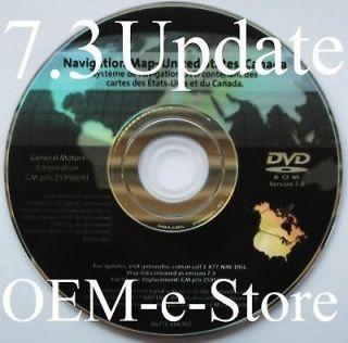 2007 2008 2009 2010 2011 Escalade EXT ESV & Hybrid Navigation DVD Map