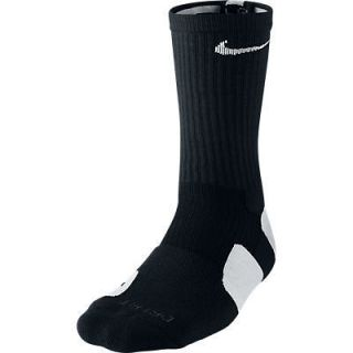 nike elite socks black in Socks