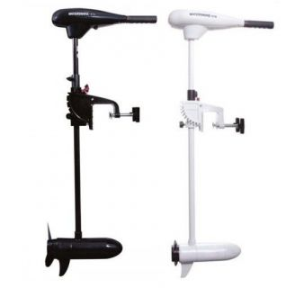 WATERSNAKE 44FT/LB ELECTRIC OUTBOARD MOTOR + CARRY BAG
