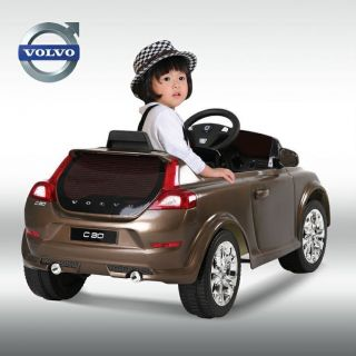 Best Kids Battery Powered Ride On Toy car Luxurious Volvo C30 Power