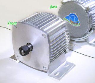 12 V DC Permanent Magnet Generator Wind Turbine Motor PMA + Rectifier