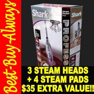 Shark Professional Steam Cleaner Floor Steamer The Best Pro Pocket Mop