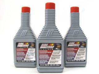 LUBEGARD Lube Gard Automatic Transmission Fluid ATF Synthetic Additive
