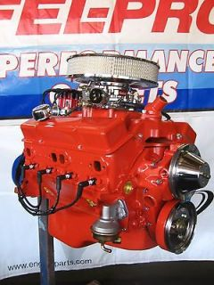 CHEVROLET 327 / 330 HP HIGH PERF TURN KEY CRATE ENGINE