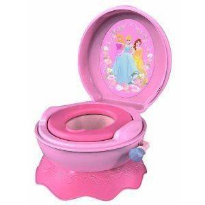 Sounds Girls Potty Toilet Training Chair Detachable Seat Cushion