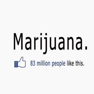 Marijuana 83 Million People Like This Funny Pot Weed Facebook T Shirt