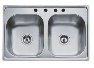 stainless steel sink top mount in Sinks
