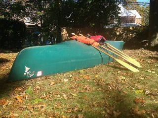 Newly listed Old Town Guide Canoe Complete package