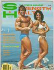 Strength & Health Bodybuilding Fitness Mag Richard Baldwin / Laura
