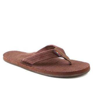 rainbow flip flops in Mens Shoes