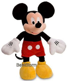 NEW  Exclusive Mickey Mouse Plush 17 Toy Classic Stuffed