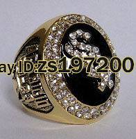 2005 MLB Chicago White Sox APARICIO World Series Championship