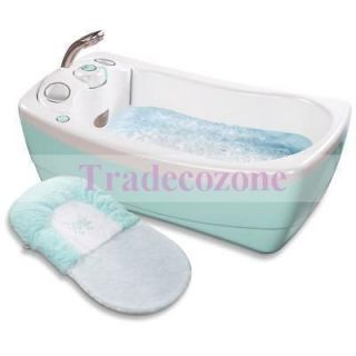 Summer Infant Lil Luxuries Whirlpool, Bubbling Spa & Shower Baby